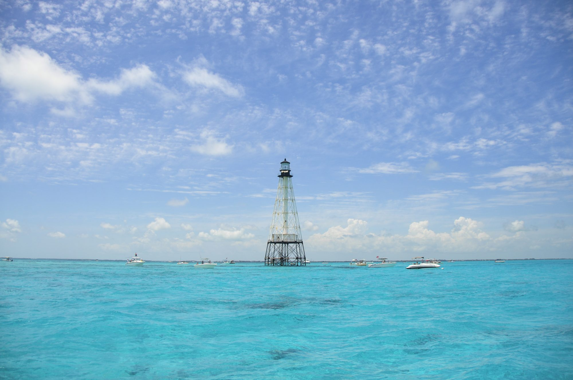 Alligator Reef Lighthouse