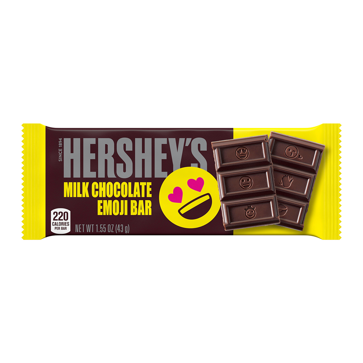 Hershey's Is Changing Their Iconic Chocolate Bars for the First Time in 125 Years