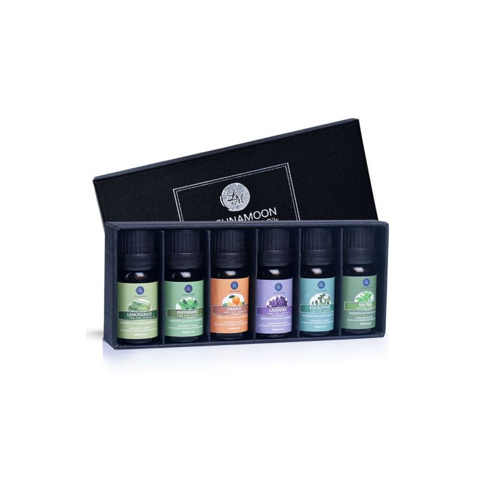 LAGUNAMOON Fragrance Essential Oils Gift Set