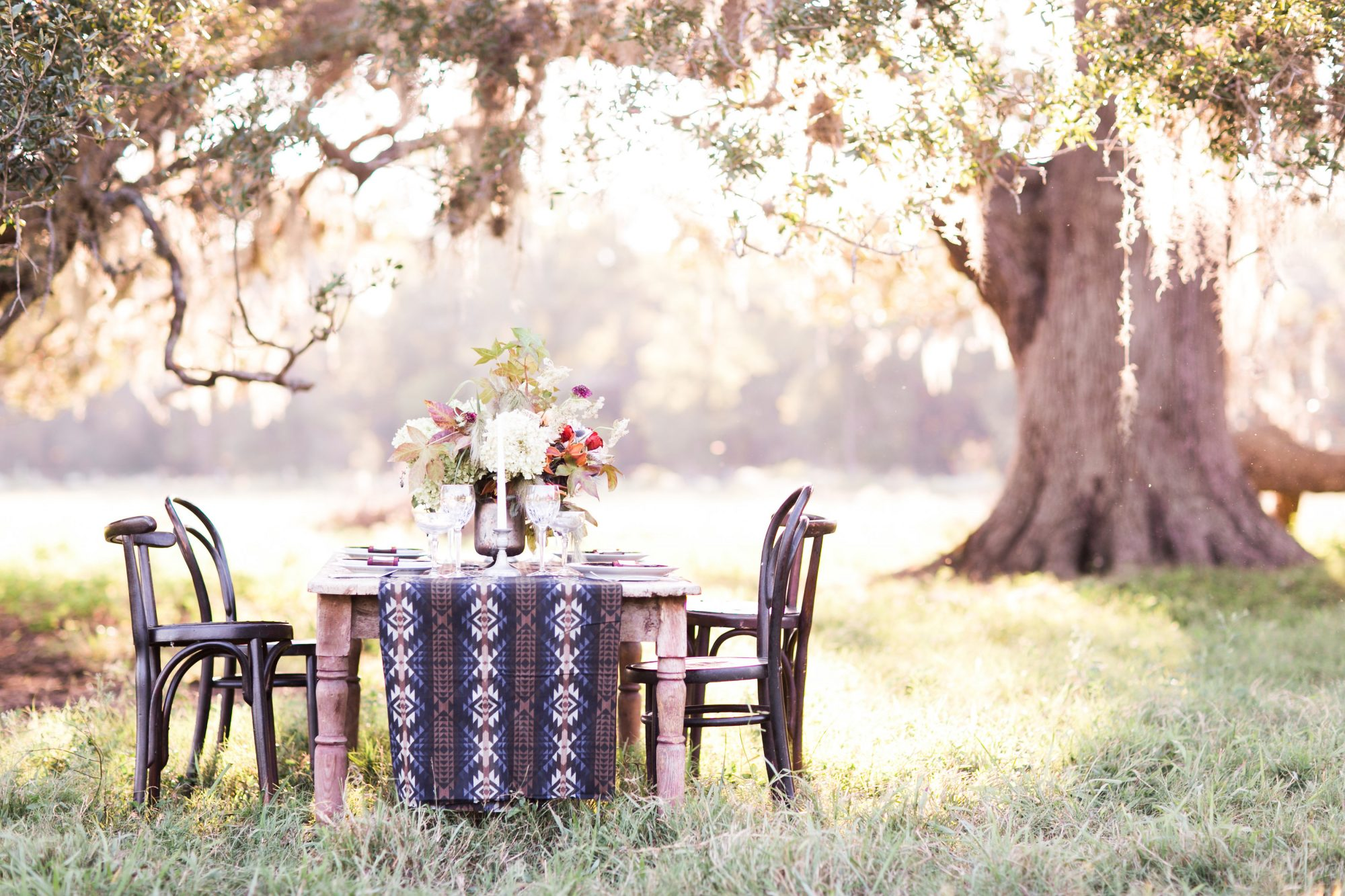 Open Air Ranch Reception