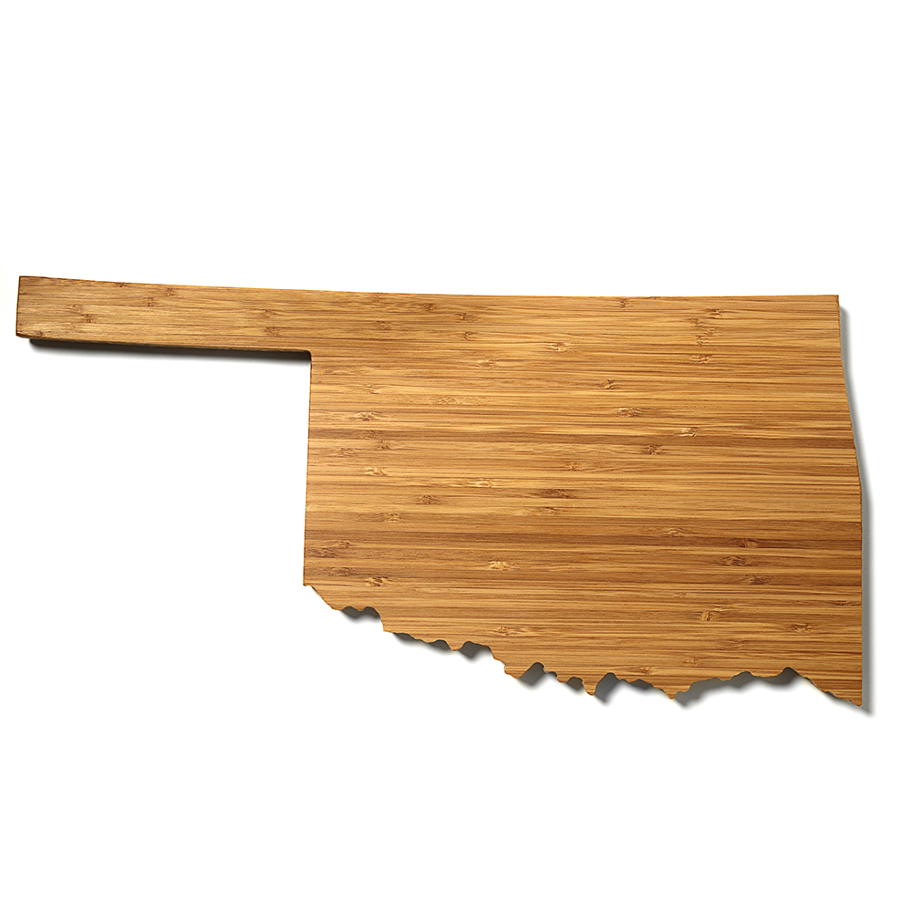 Uncommon Goods State Cheese Boards, $48