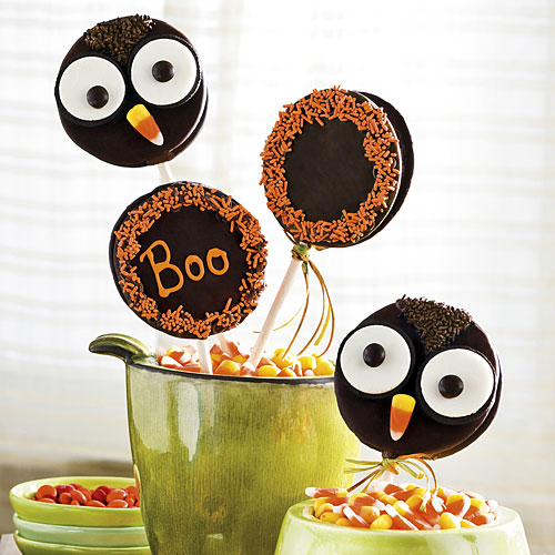 Easy Owl MoonPie Treats