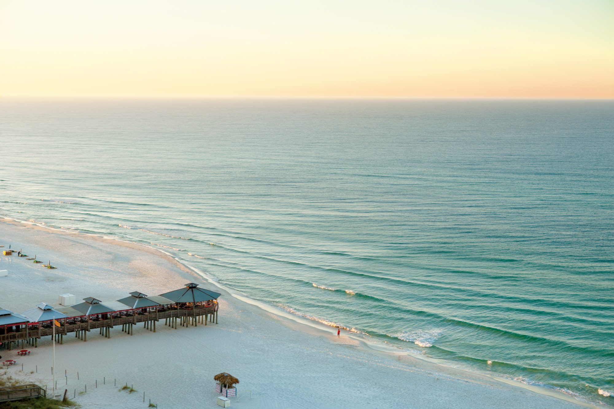7. Panama City Beach, Florida