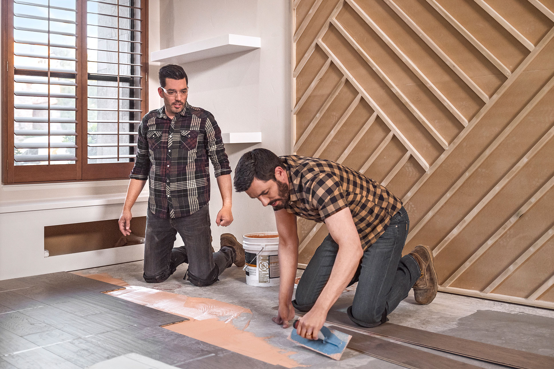 The Property Brothers' New Show Forever Home Will Have 'More Heart': 'We Love What We Do' property-brothers-forever-home-hgtv-1
