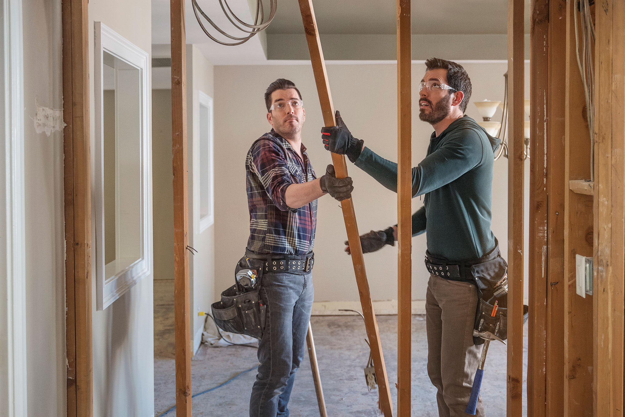 The Property Brothers' New Show Forever Home Will Have 'More Heart': 'We Love What We Do' property-brothers-forever-home-hgtv-2