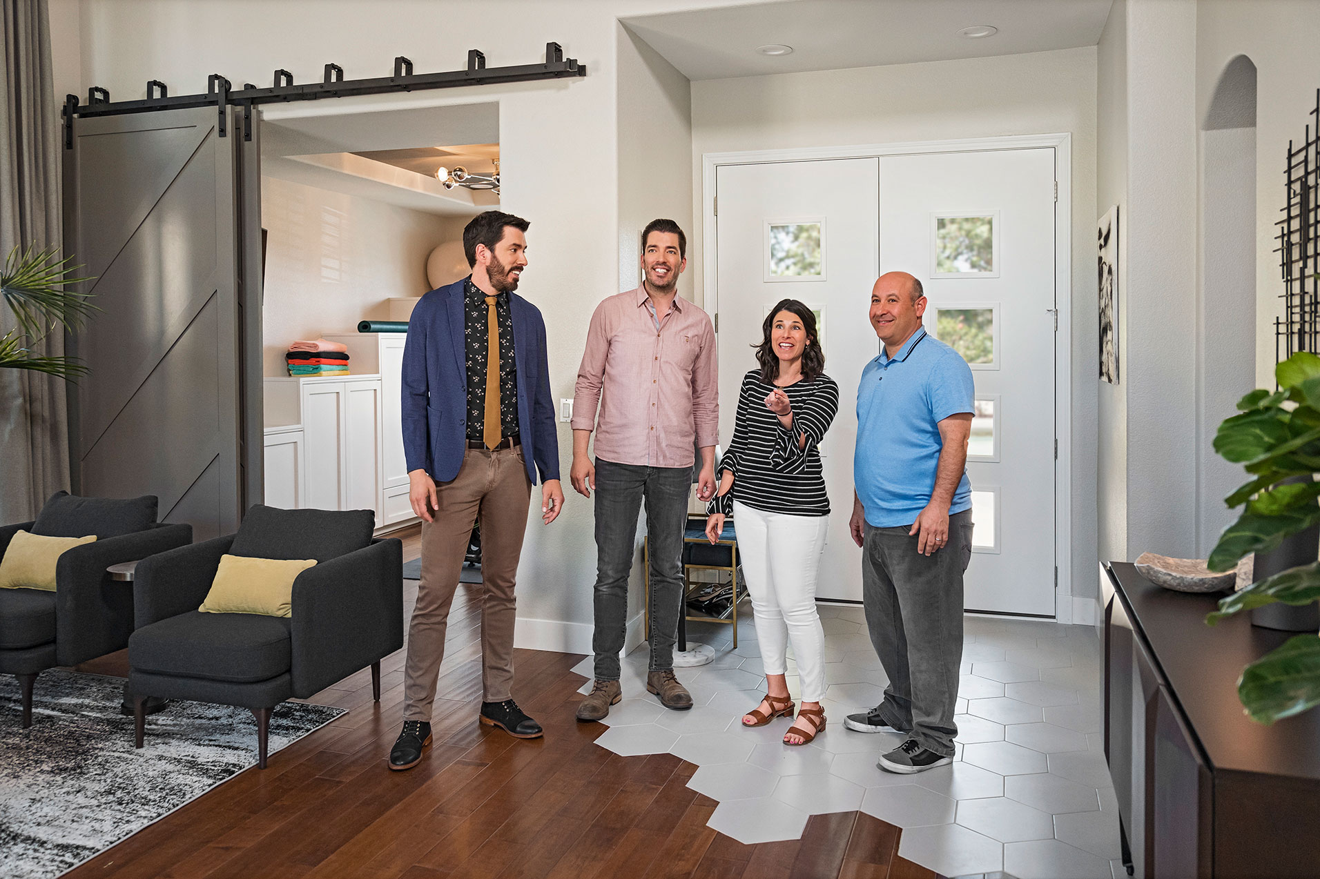The Property Brothers' New Show Forever Home Will Have 'More Heart': 'We Love What We Do'