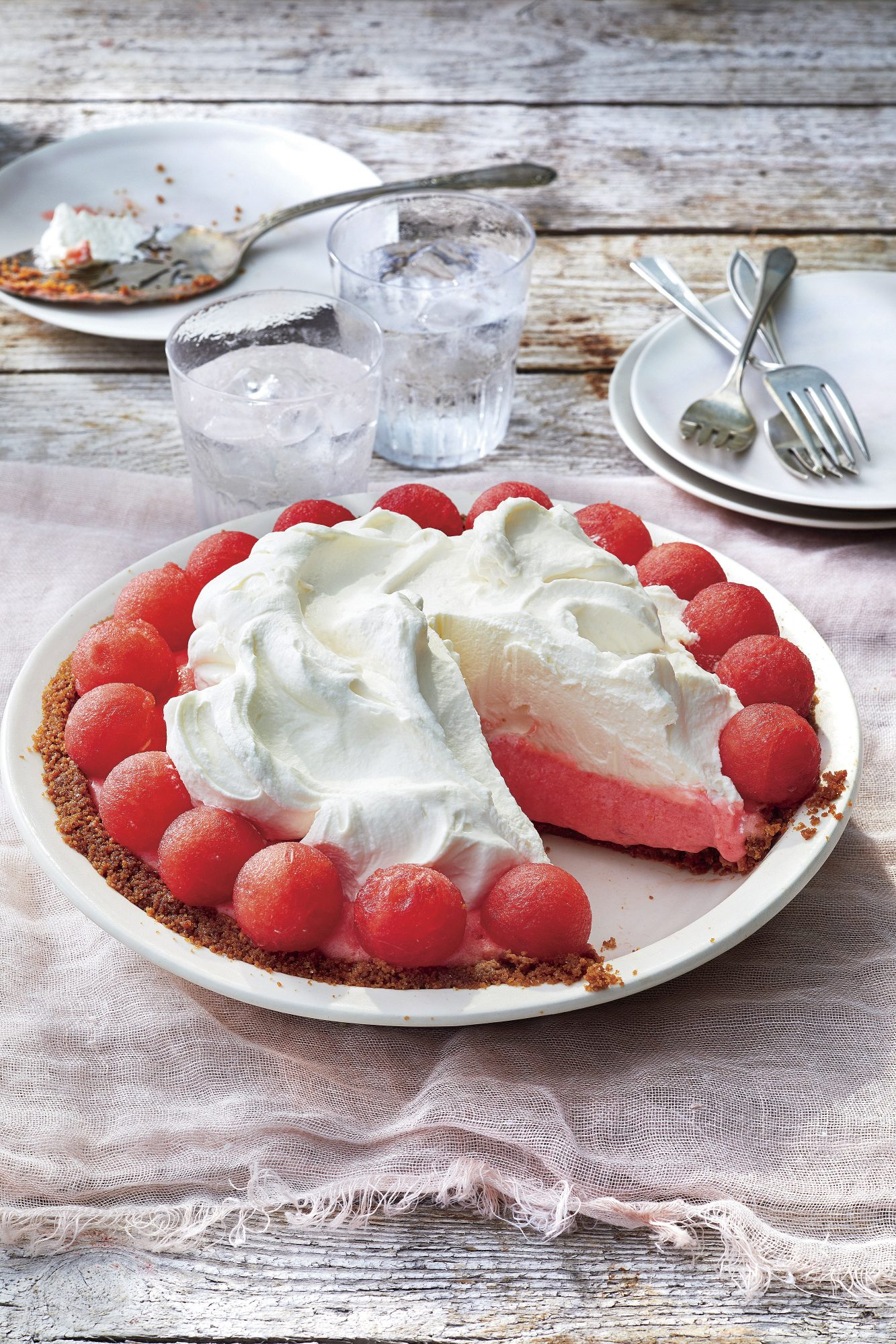 Watermelon Pie