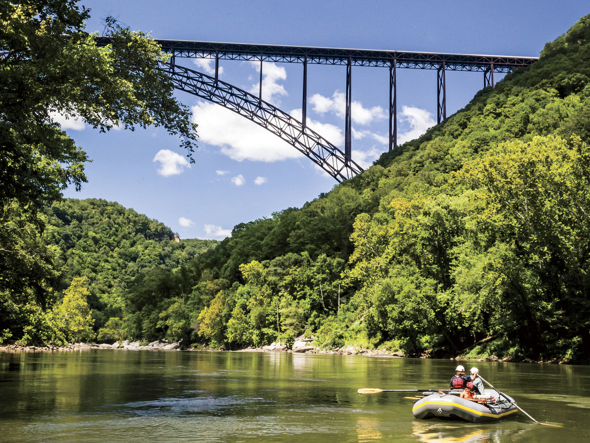 West Virginia River Rafting