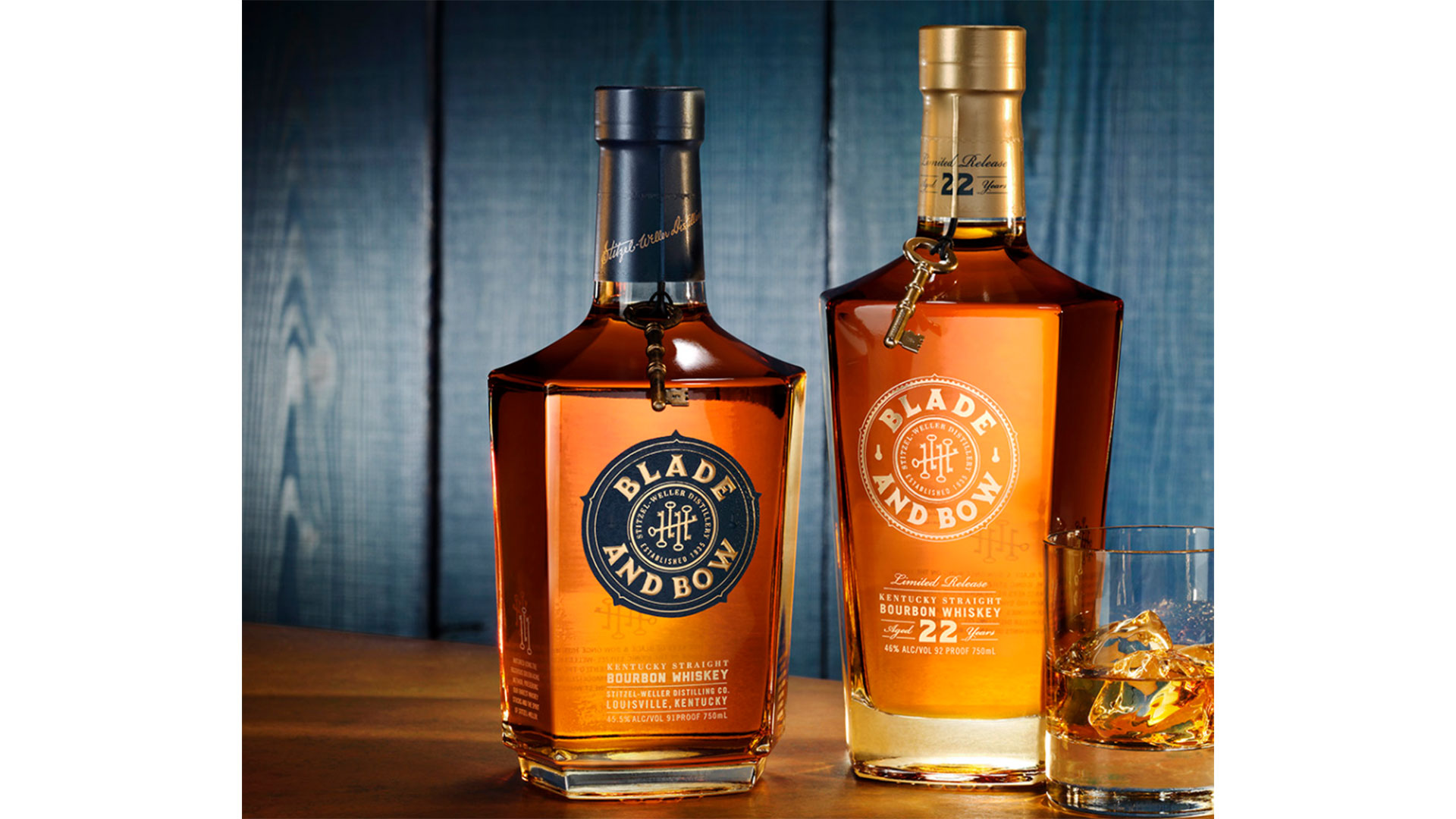 Best New Brand: Blade and Bow Kentucky Straight Bourbon Whiskey