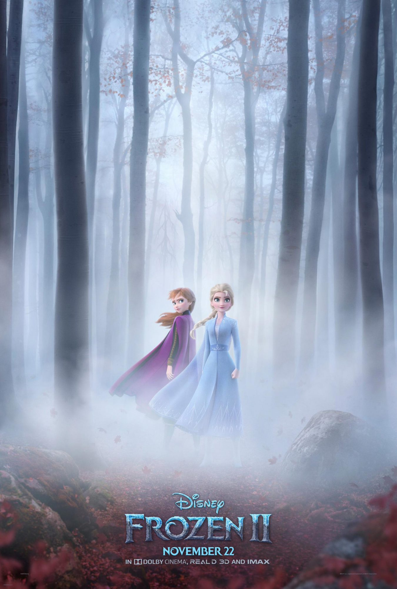 WATCH: Elsa and Anna Journey Outside Arendelle in New Action-Packed Frozen 2 Trailer frozen-ii