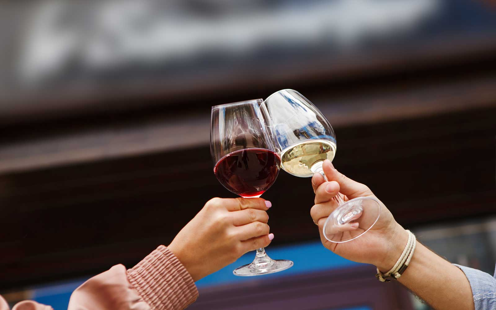 Red or White Wine, What it Says About You