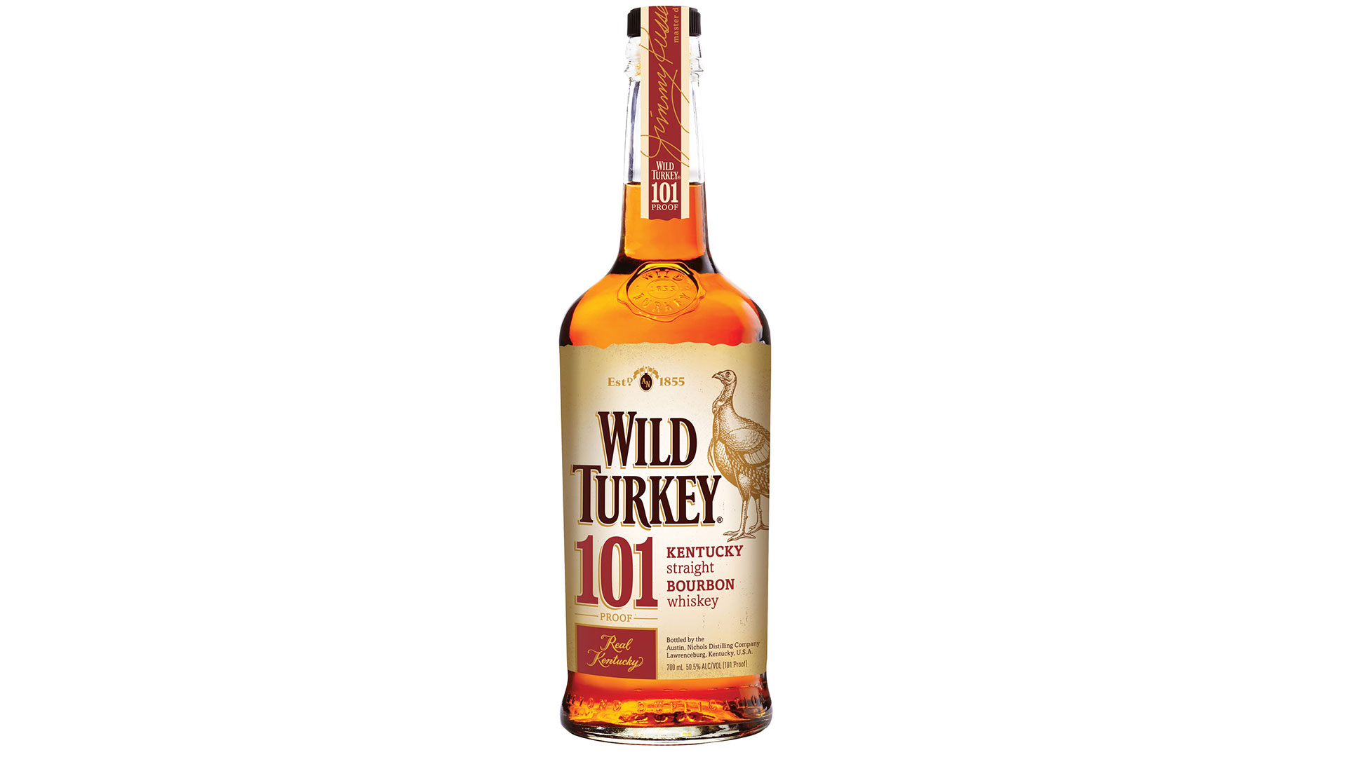 Best Budget: Wild Turkey 101