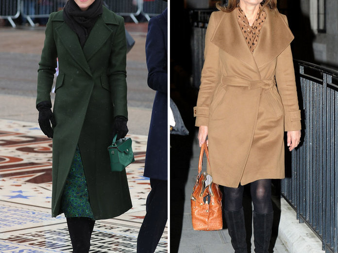 10 Outfits That Prove Kate Middleton's Style Icon Is Actually Her Mom 071019-kate-carol-middleton-style-embed-11
