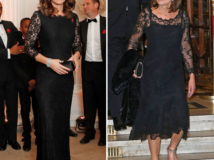 10 Outfits That Prove Kate Middleton's Style Icon Is Actually Her Mom 071019-kate-carol-middleton-style-embed-8