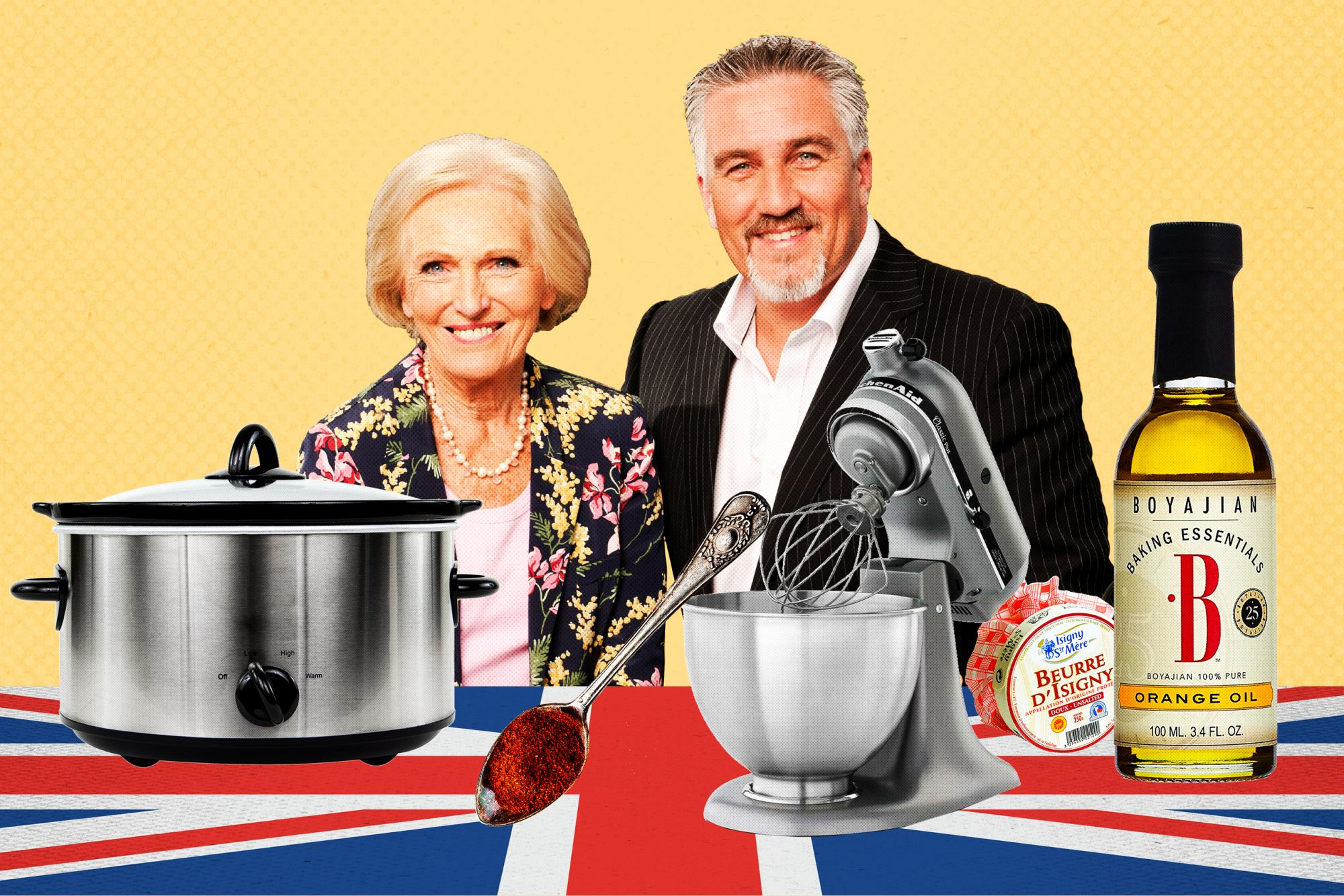 'Great British Baking Show' Stars Reveal the One Thing Every Amateur Baker Should Splurge On