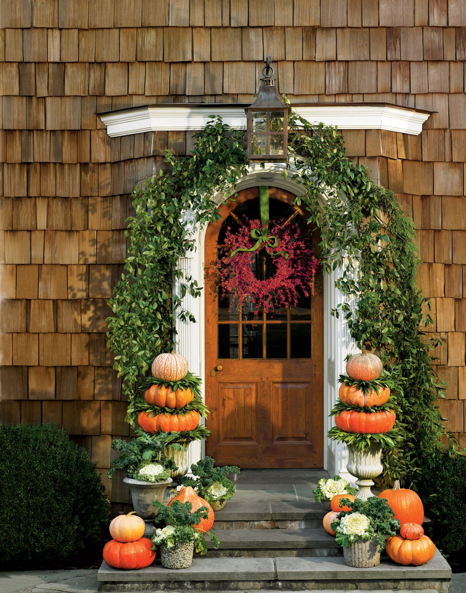 Bittersweet Vine Fall Wreath