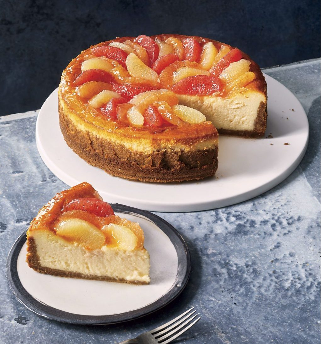 Grapefruit Cheesecake Recipe