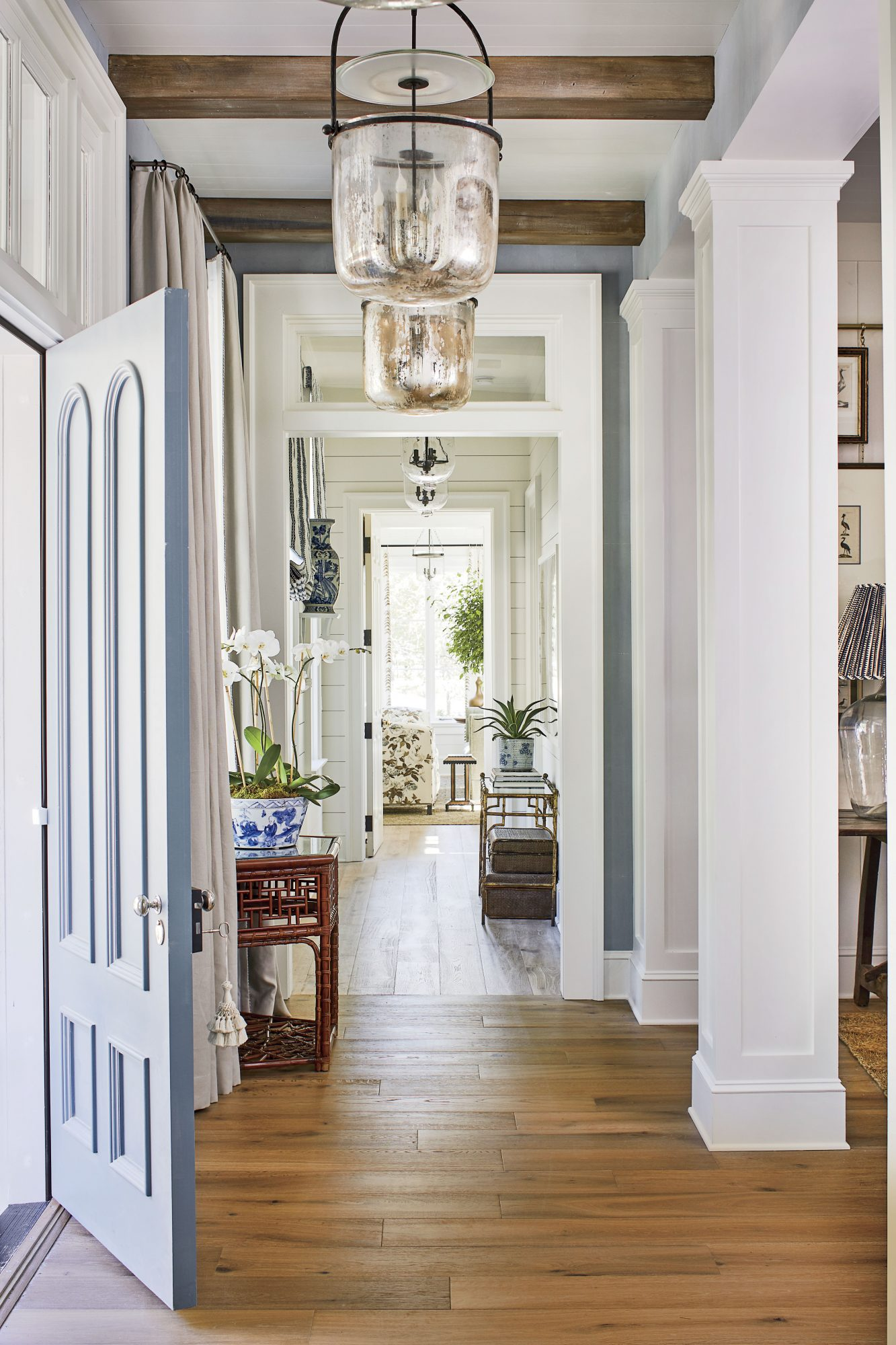 2019 Idea House Resource Guide Master Hallway