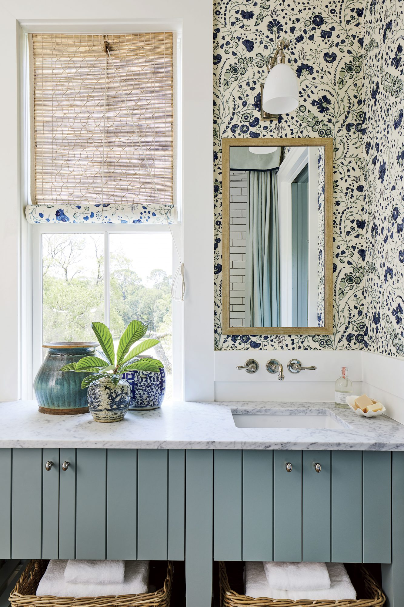 2019 Idea House Queen Guest Bathroom