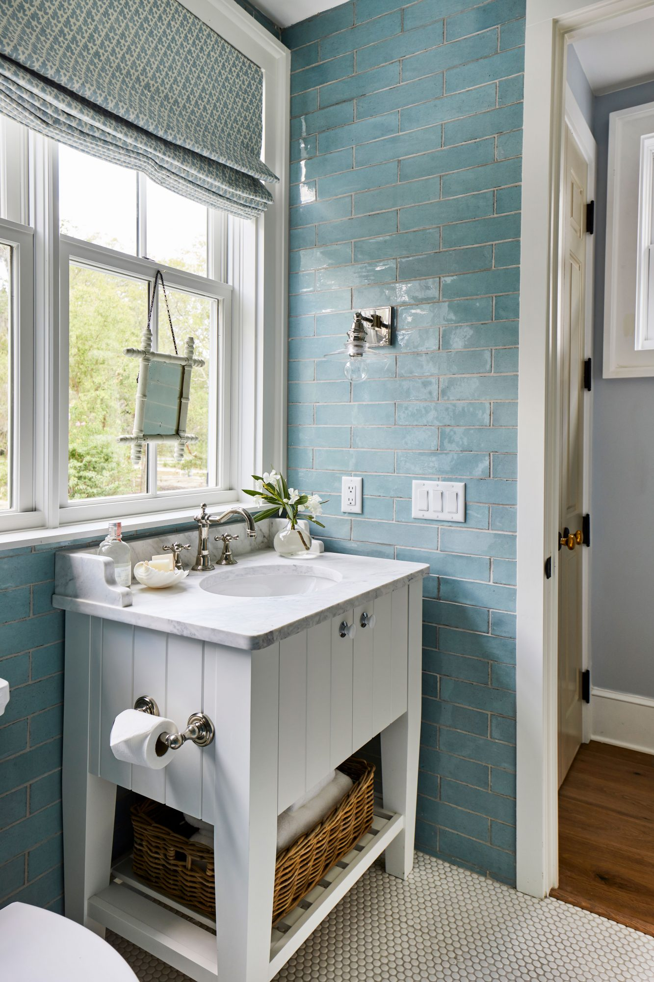 2019 Idea House Mother-in-Law Suite Bathroom