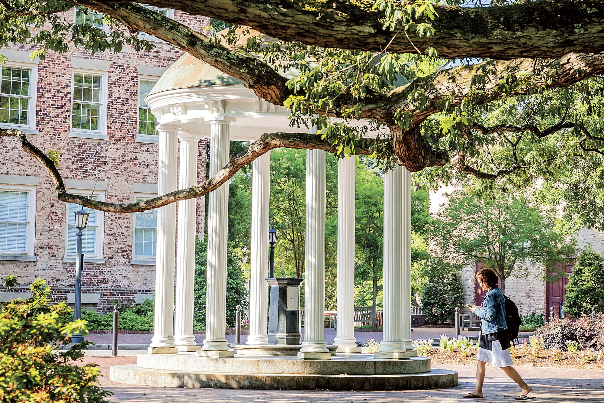 3. Chapel Hill, North Carolina