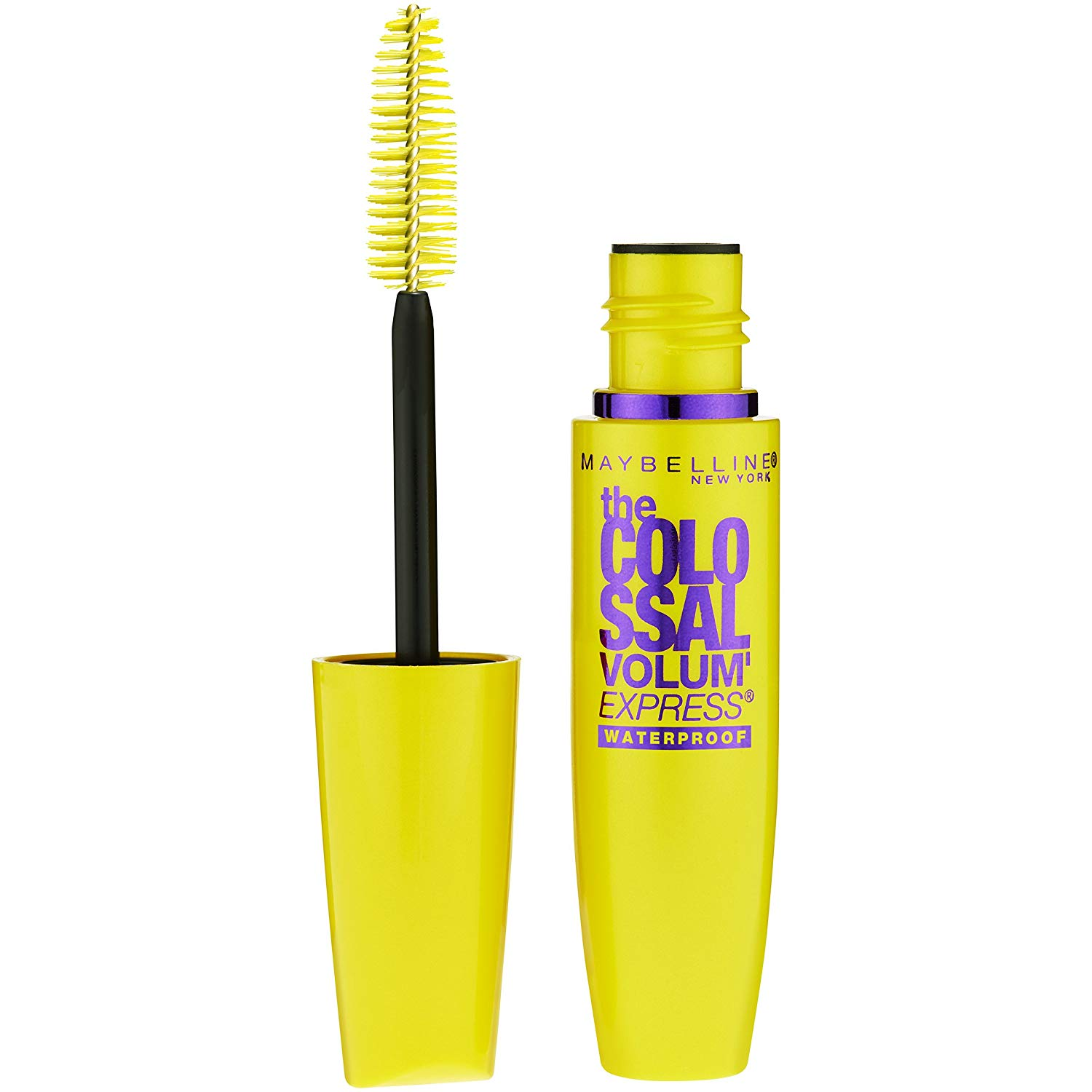 Maybelline Makeup Volum' Express The Colossal Waterproof Mascara
