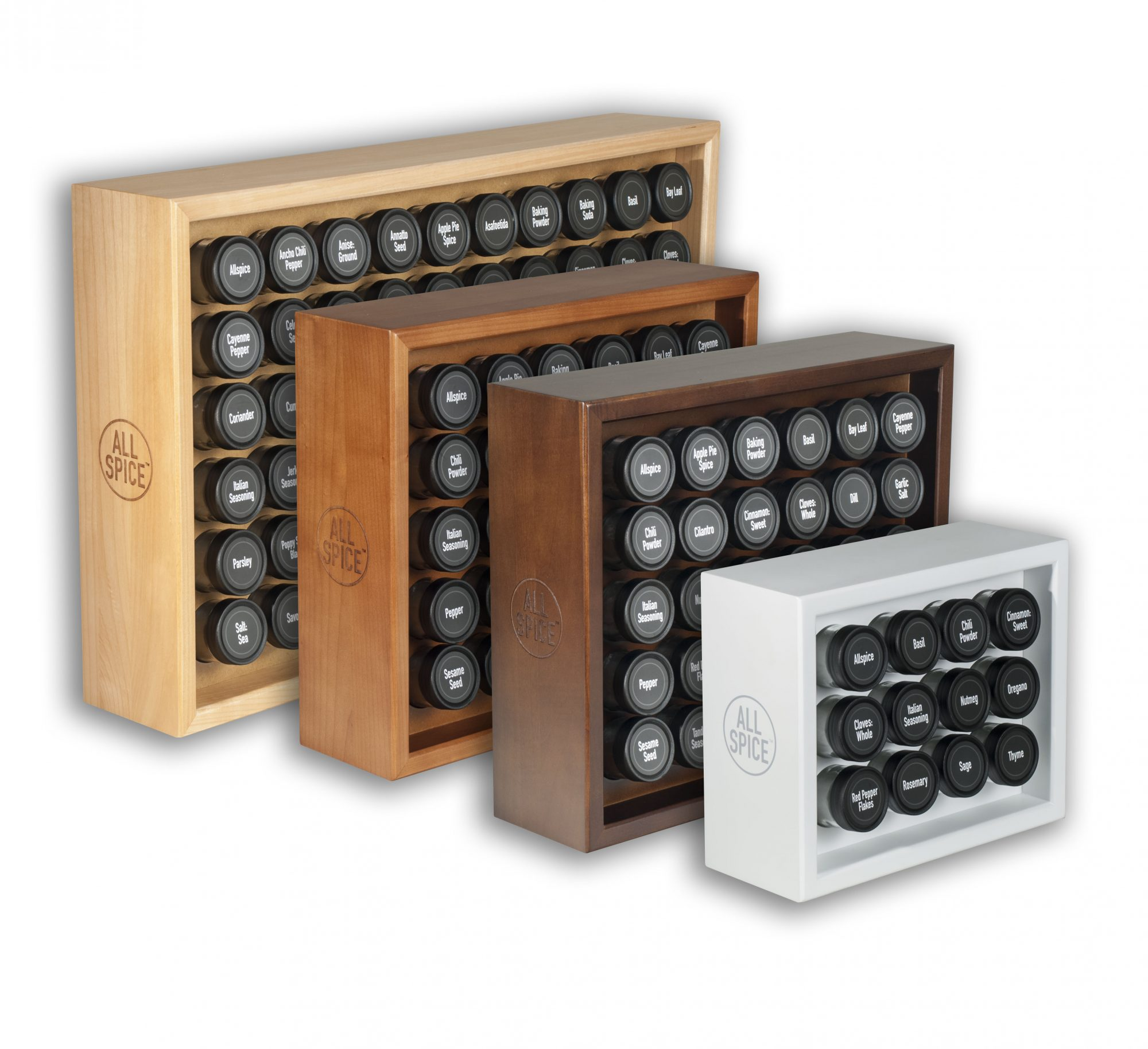 AllSpice Spice Rack, from $79