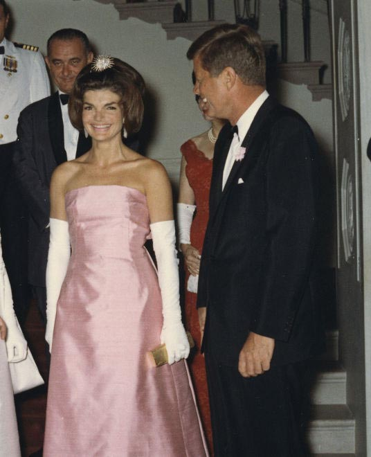 Jacqueline Kennedy, 1962