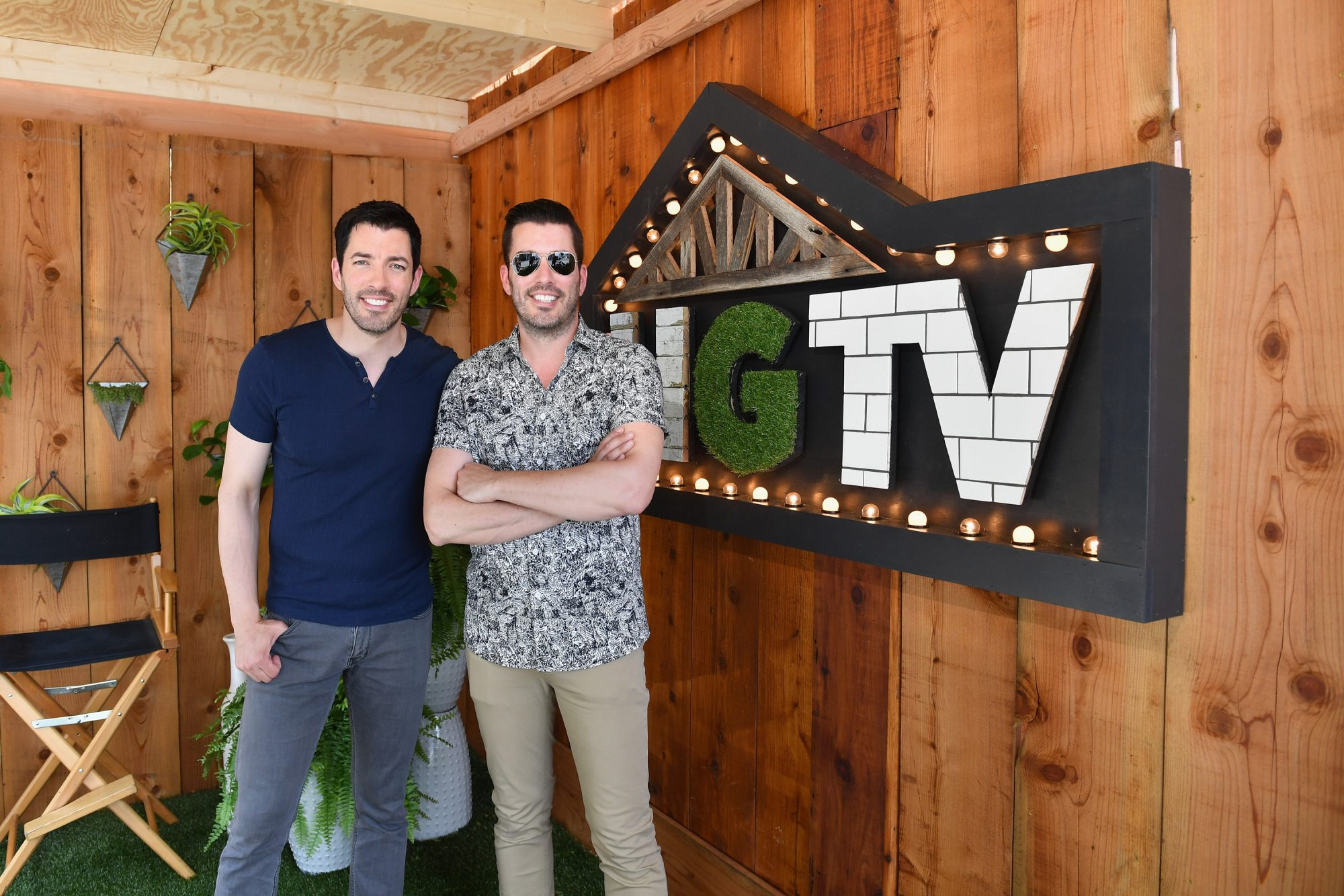 Property Brothers by HGTV Sign