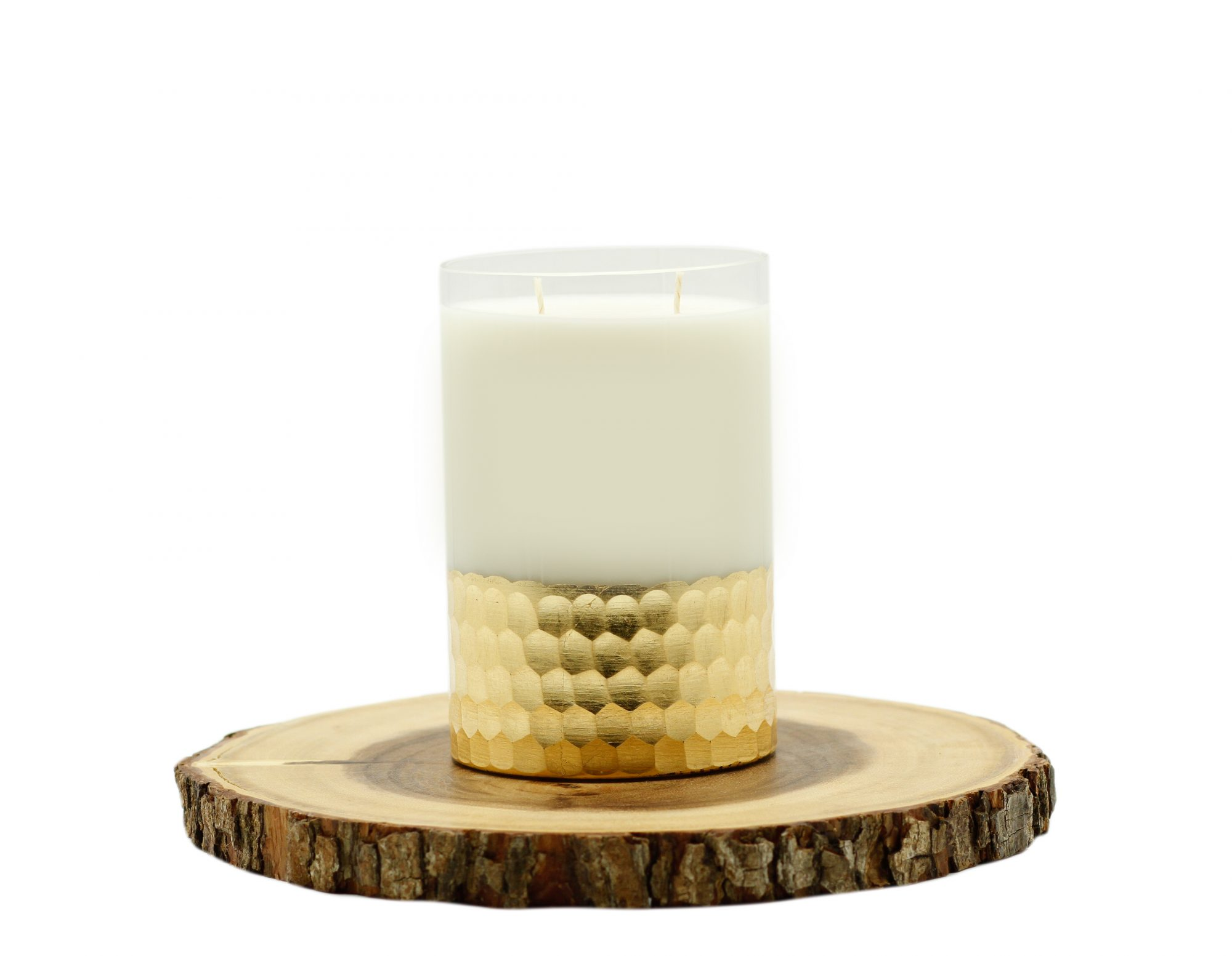 TLD Candles Honeycomb Vase Candle, $45
