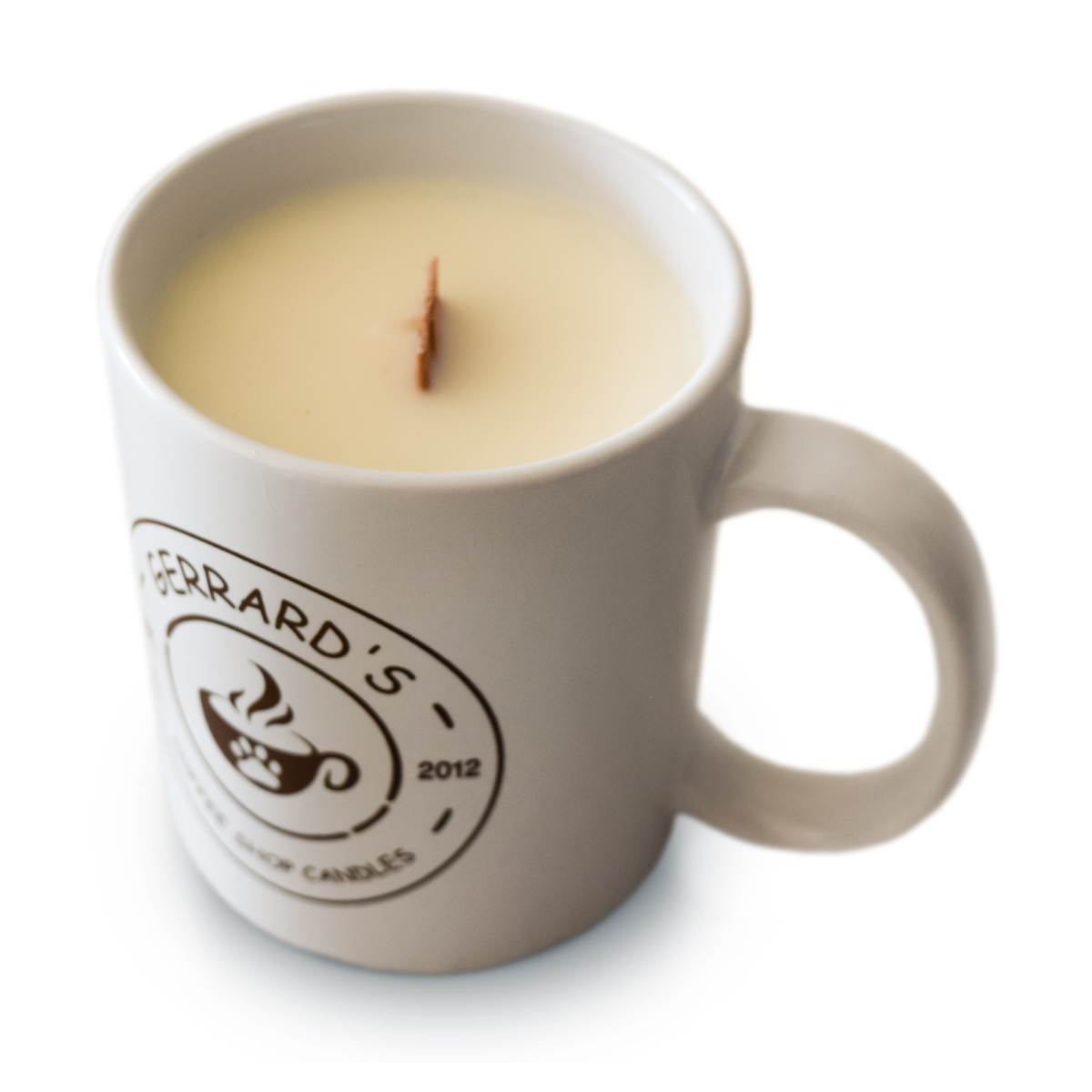 Gerrard's Coffee Shop Candle, $20
