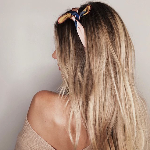 Faded Honey Blonde