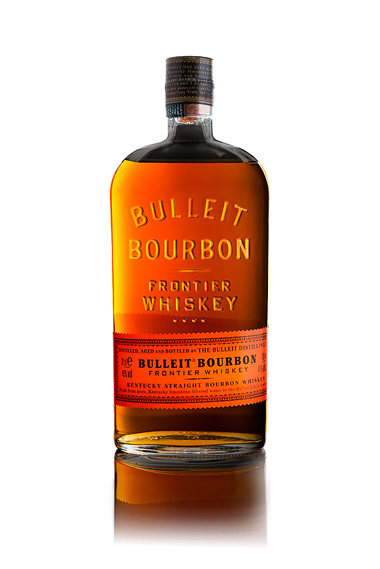 Bulleit Bourbon Frontier Whiskey