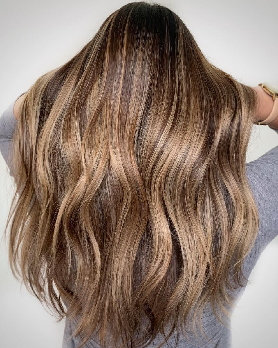 Dark Blonde Hair Color Ideas Southern