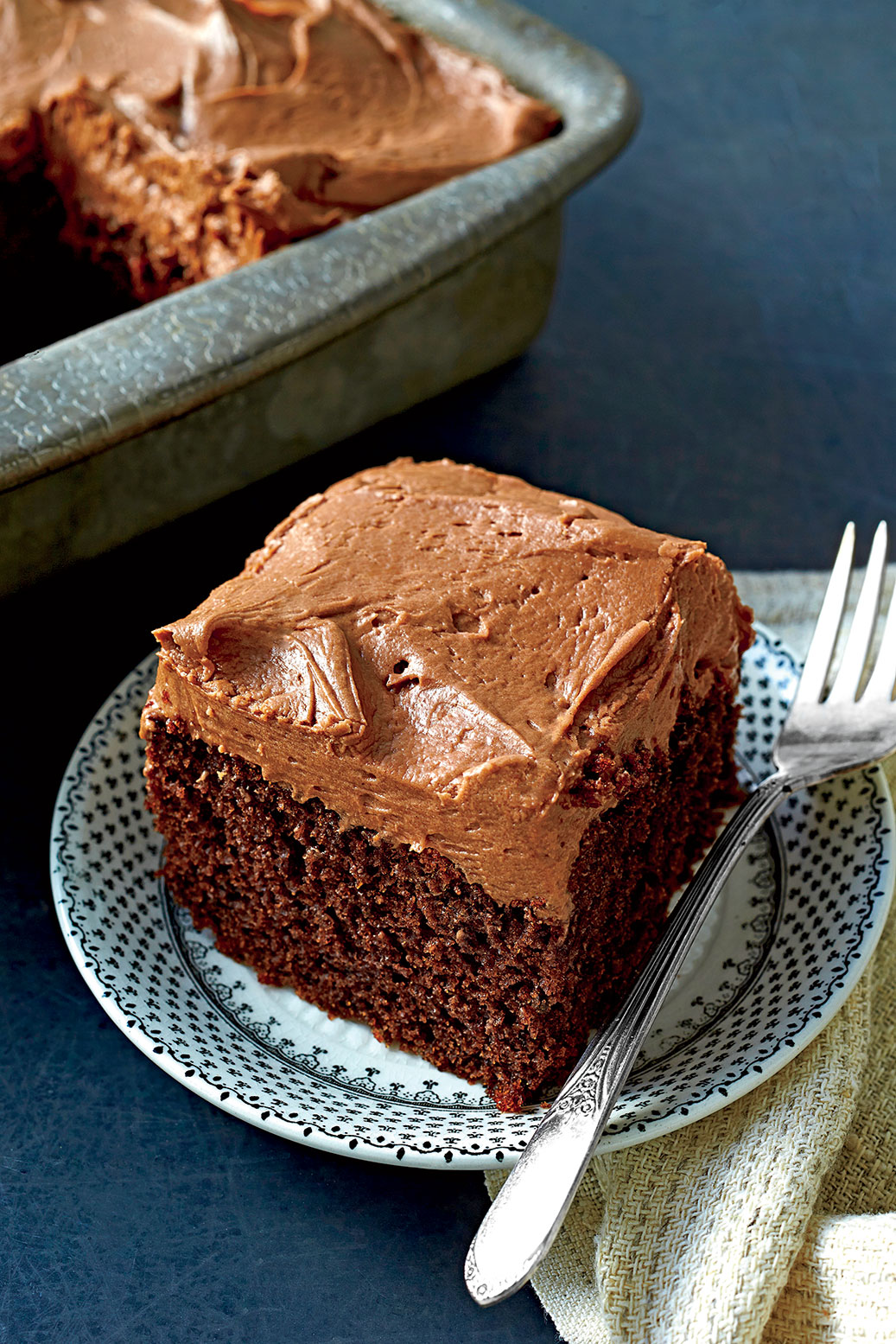 Chocolate-Cream Cheese Frosting Southern Living
