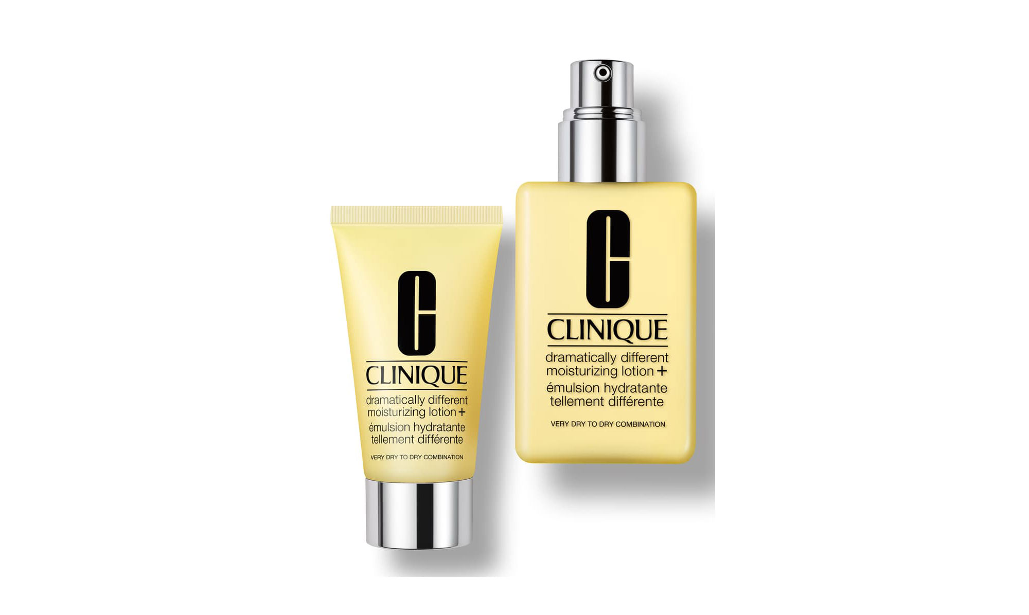 Clinique Dramatically Different Moisturizing Duo