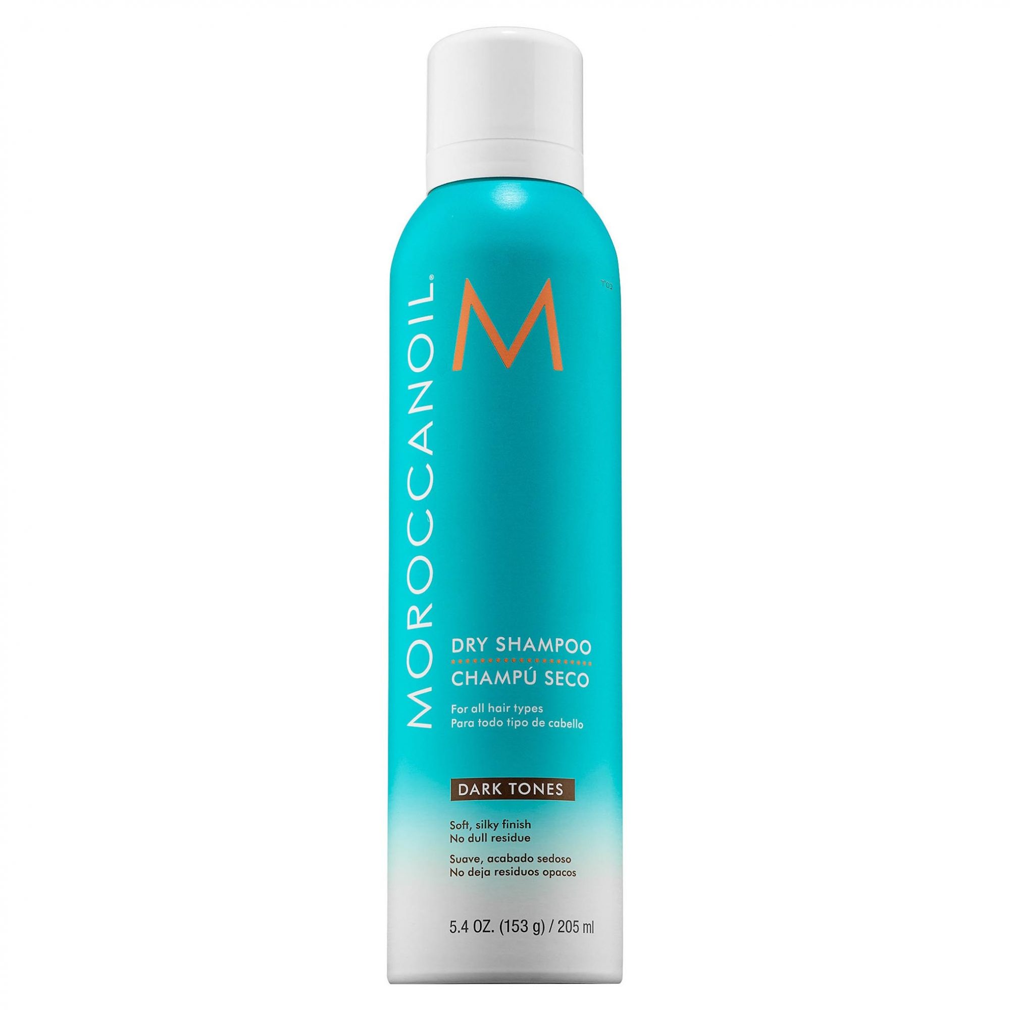 Non-Drying Dry Shampoo: Moroccanoil Dry Shampoo for Dark Tones