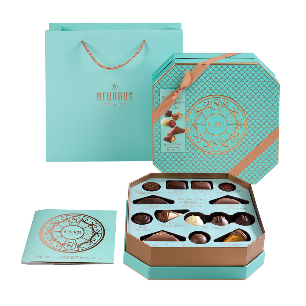 Bloomingdale's Neuhaus Chocolates History Collection $30