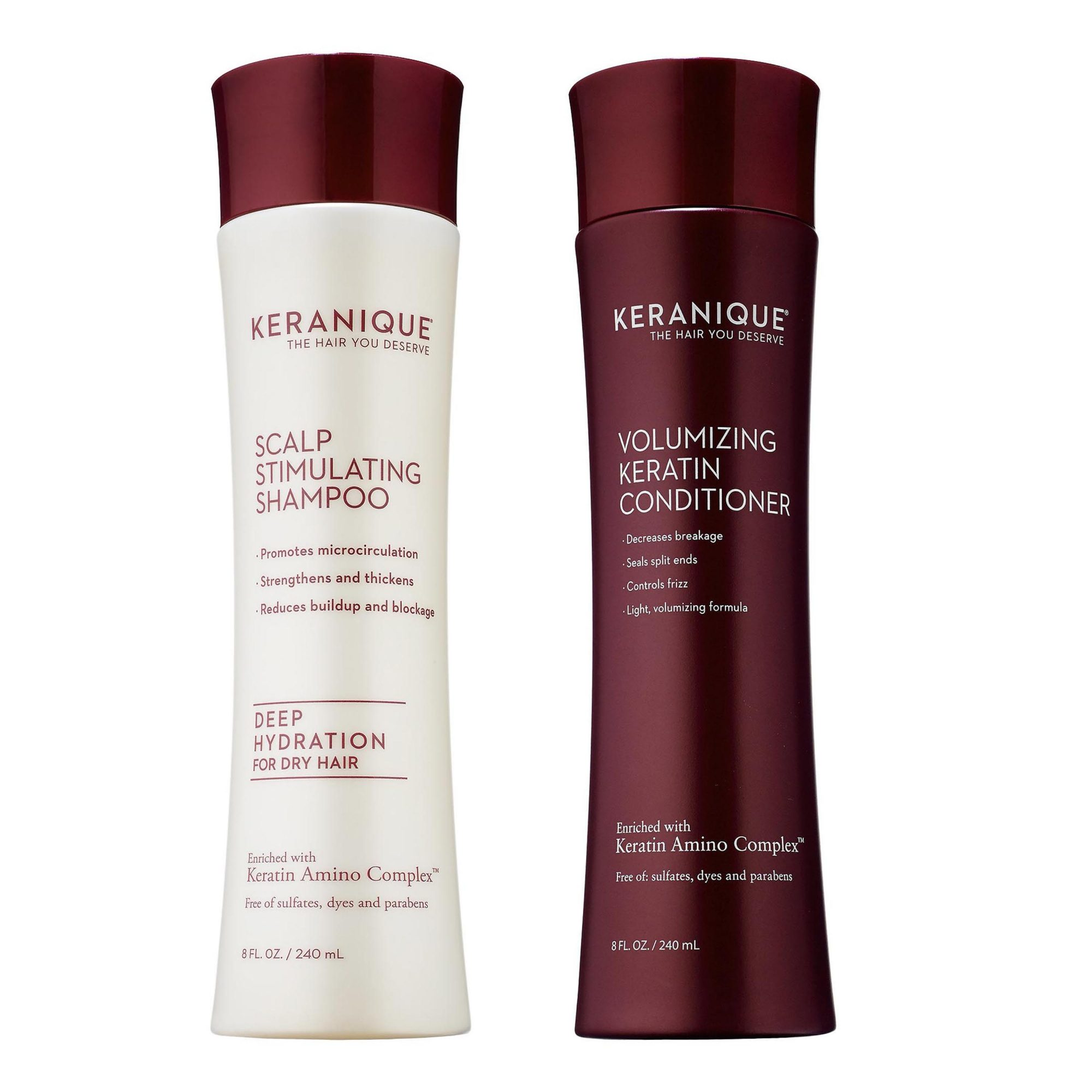 Keranique Volumizing Scalp Stimulating Shampoo