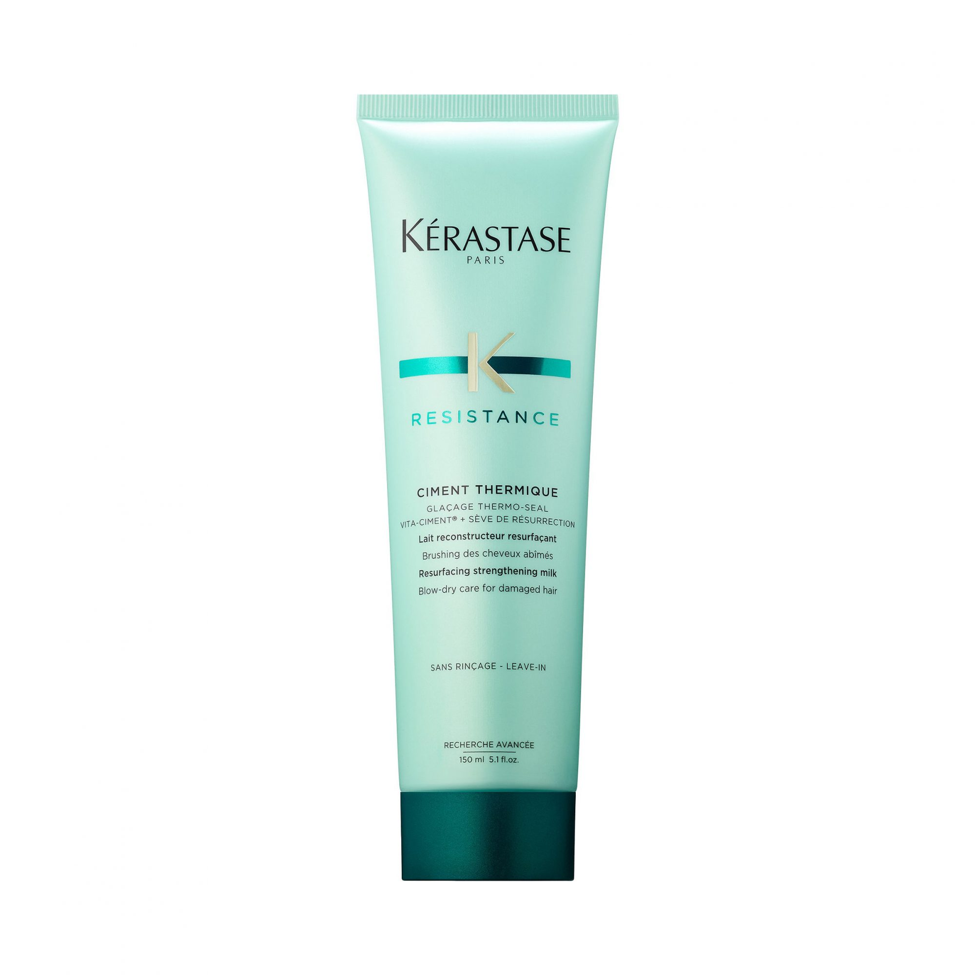Blow-Dry Primer: Kérastase Resistance Blow-Dry Primer for Damaged Hair