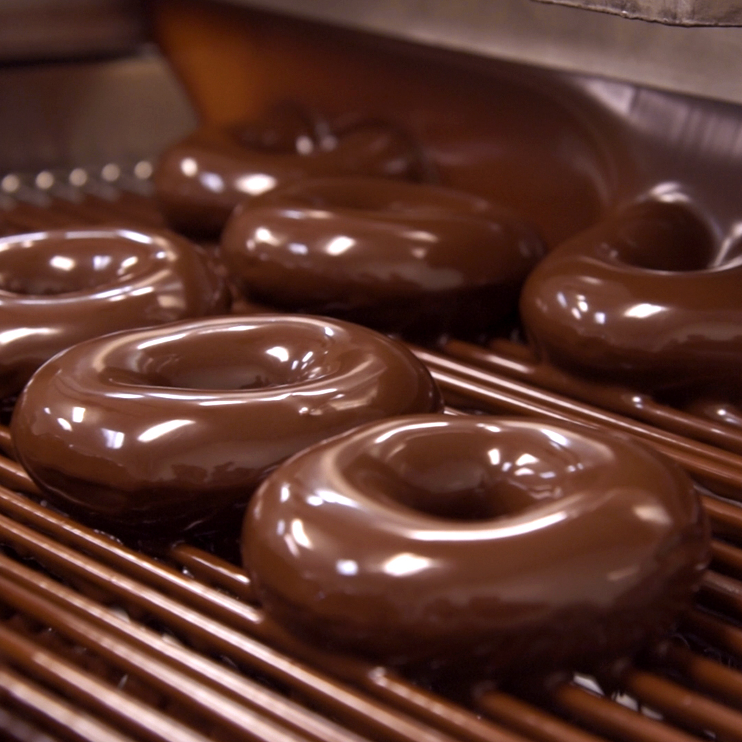 Krispy Kreme Chocolate Glazed