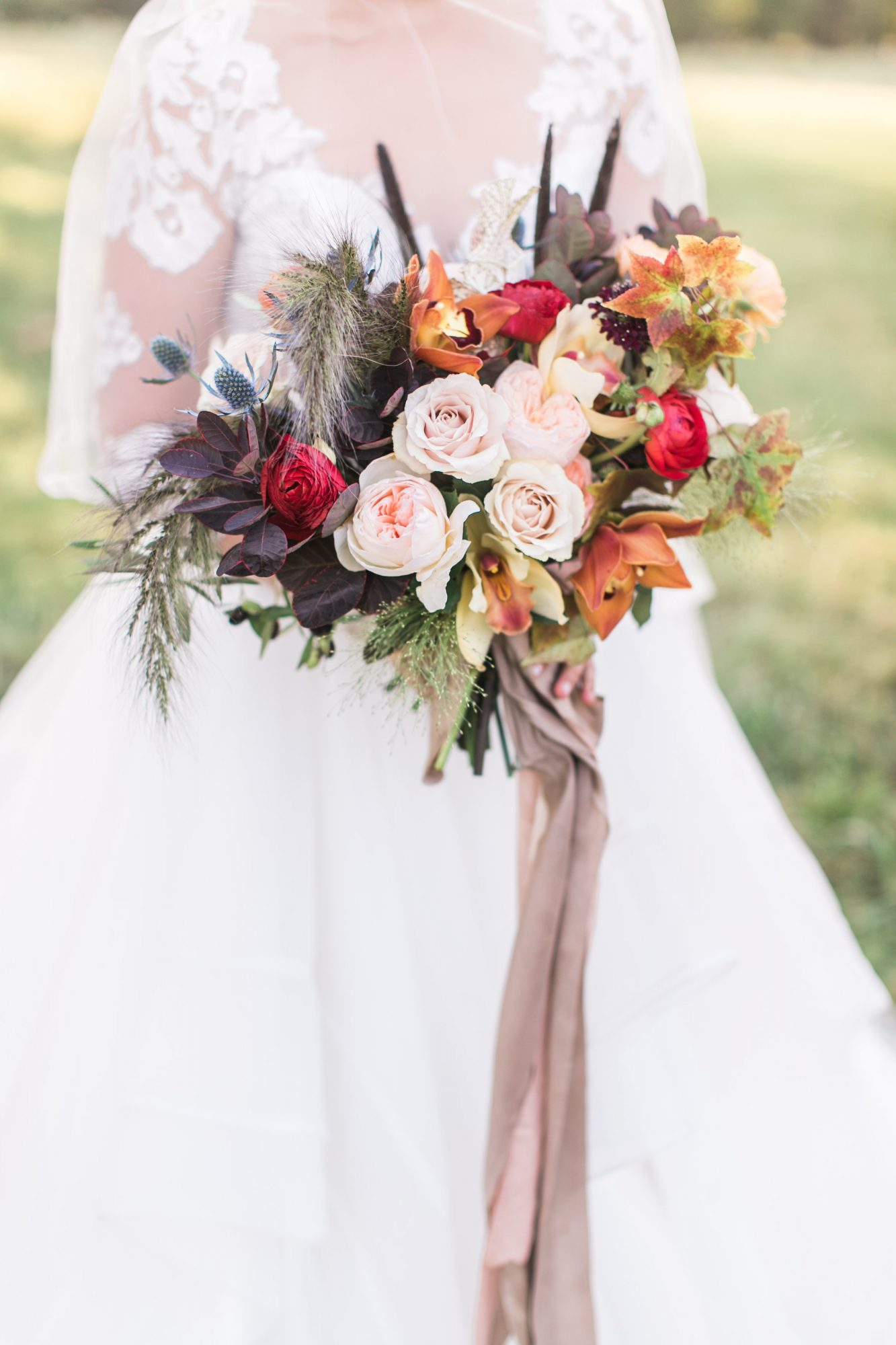 Fall Bloom Bouquet