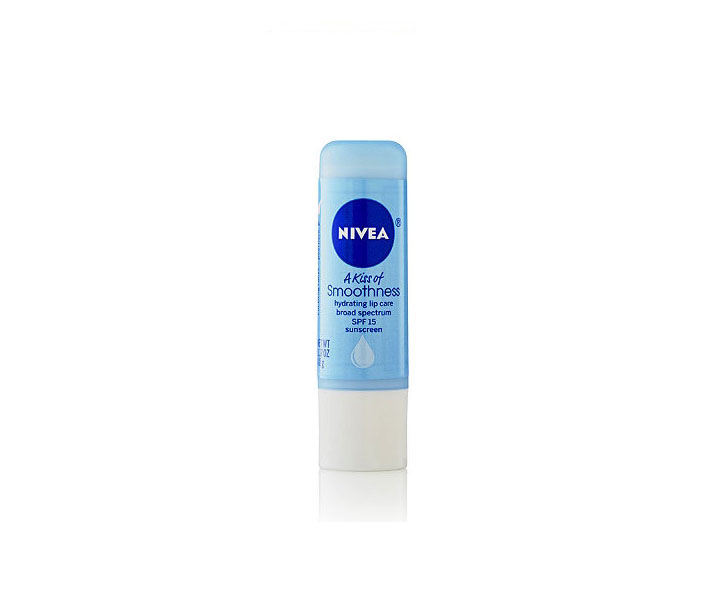 Nivea A Kiss of Smoothness Hydrating Lip Care SPF 15