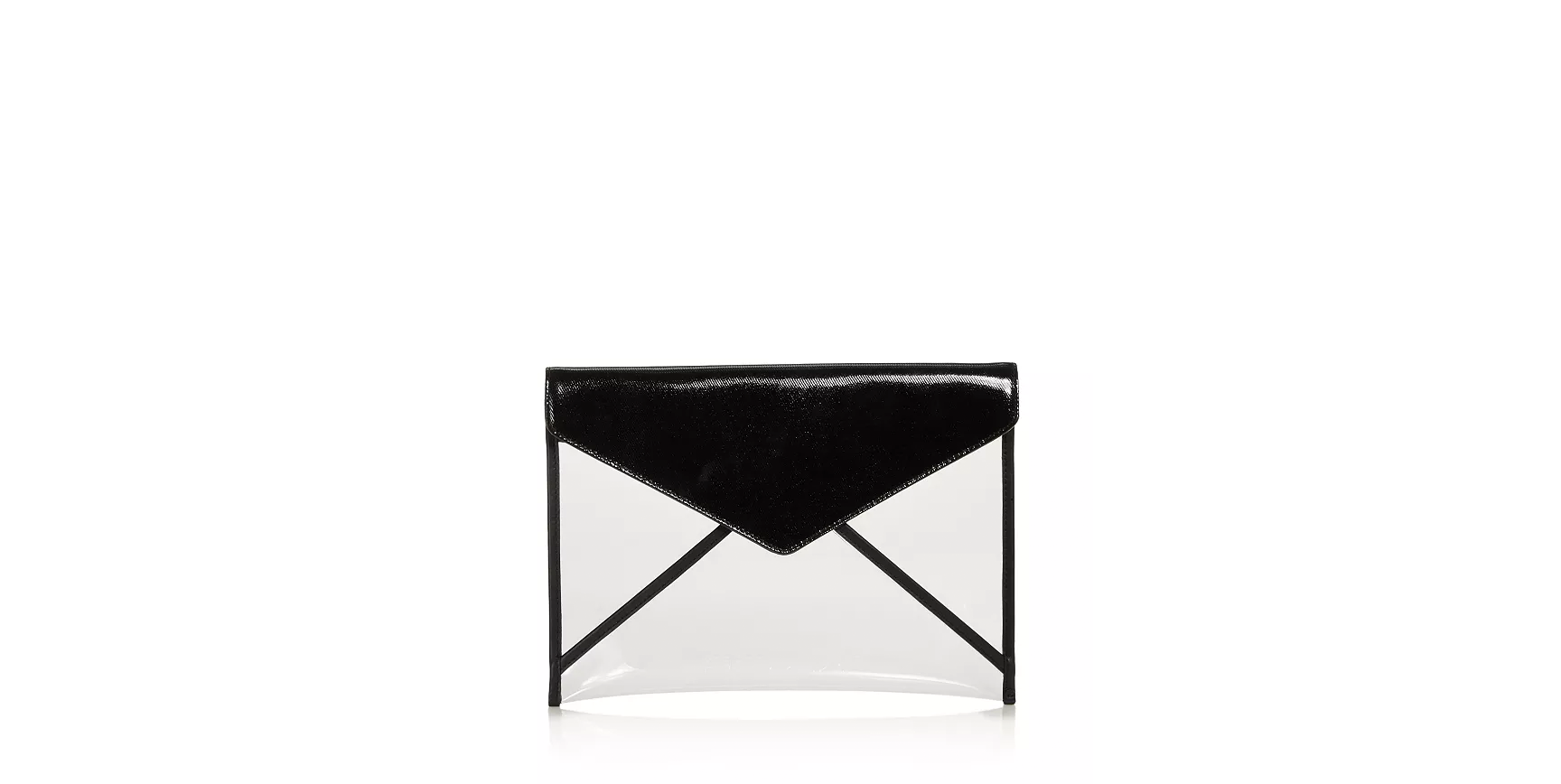 Clearlee Clear Crossbody