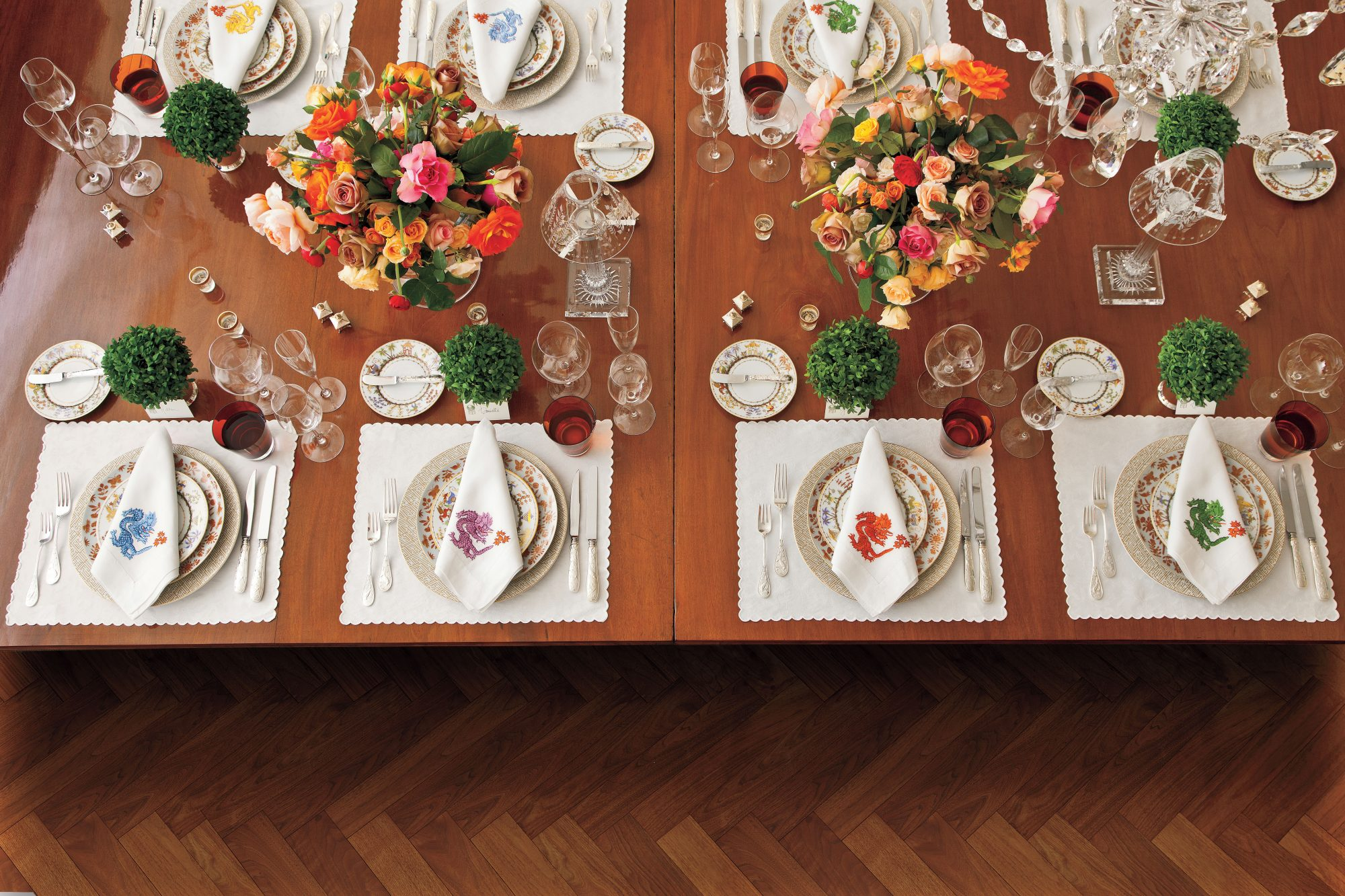 The Perfect Southern Table