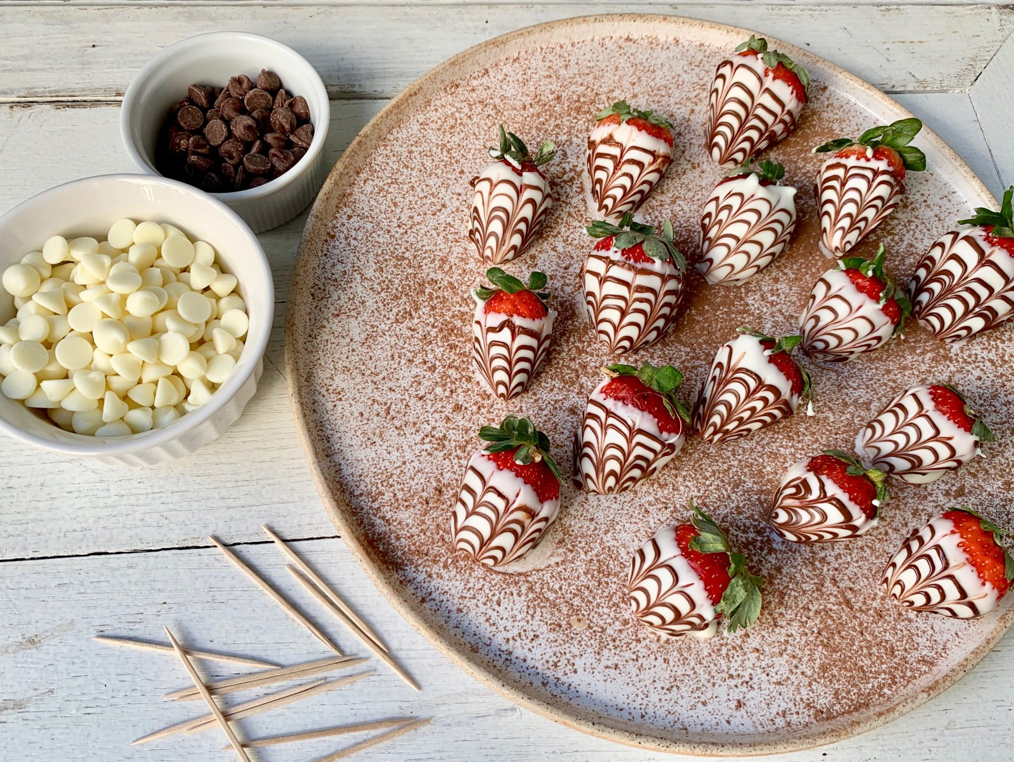 White Chocolate Covered Strawberries Recipe Southern Living
