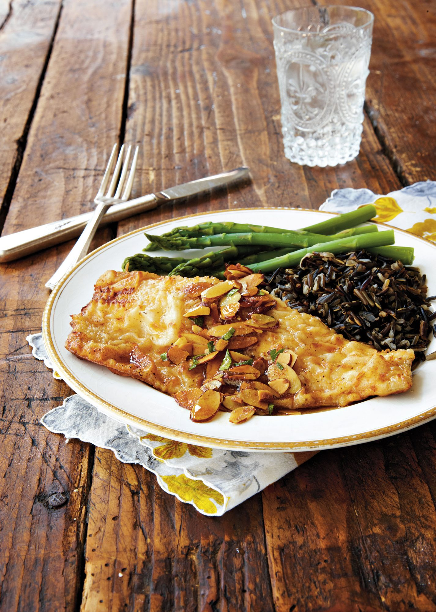 Classic Trout Amandine Southern Living