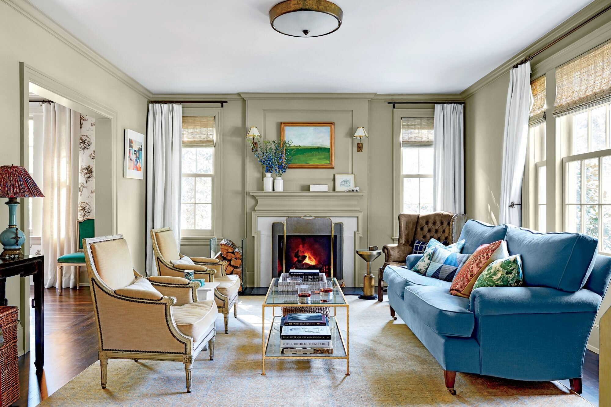 Prepare To Fall In Love With This 1930s Colonial Home Remodel Southern Living