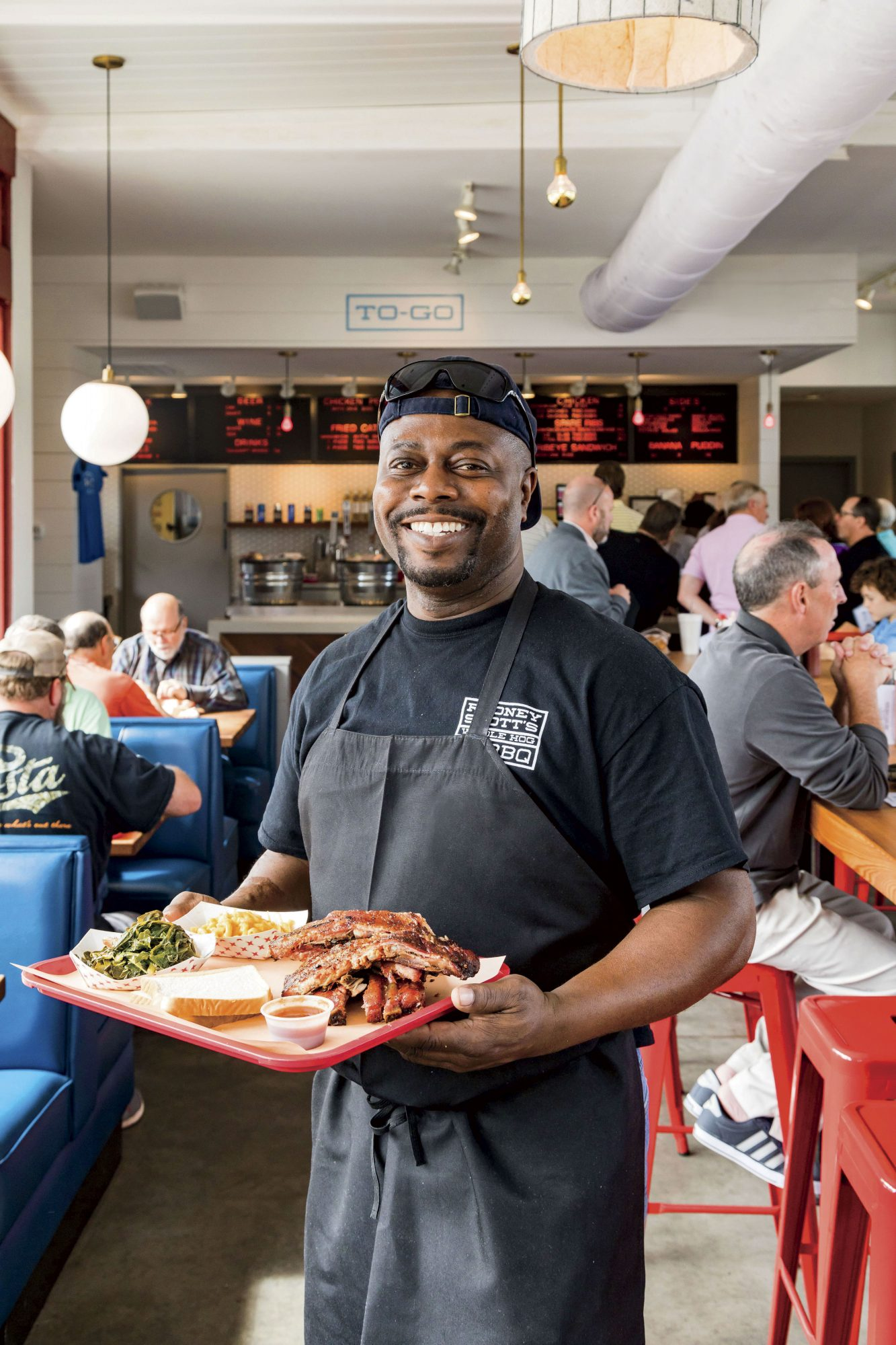 28. Rodney Scott's Whole Hog Barbecue