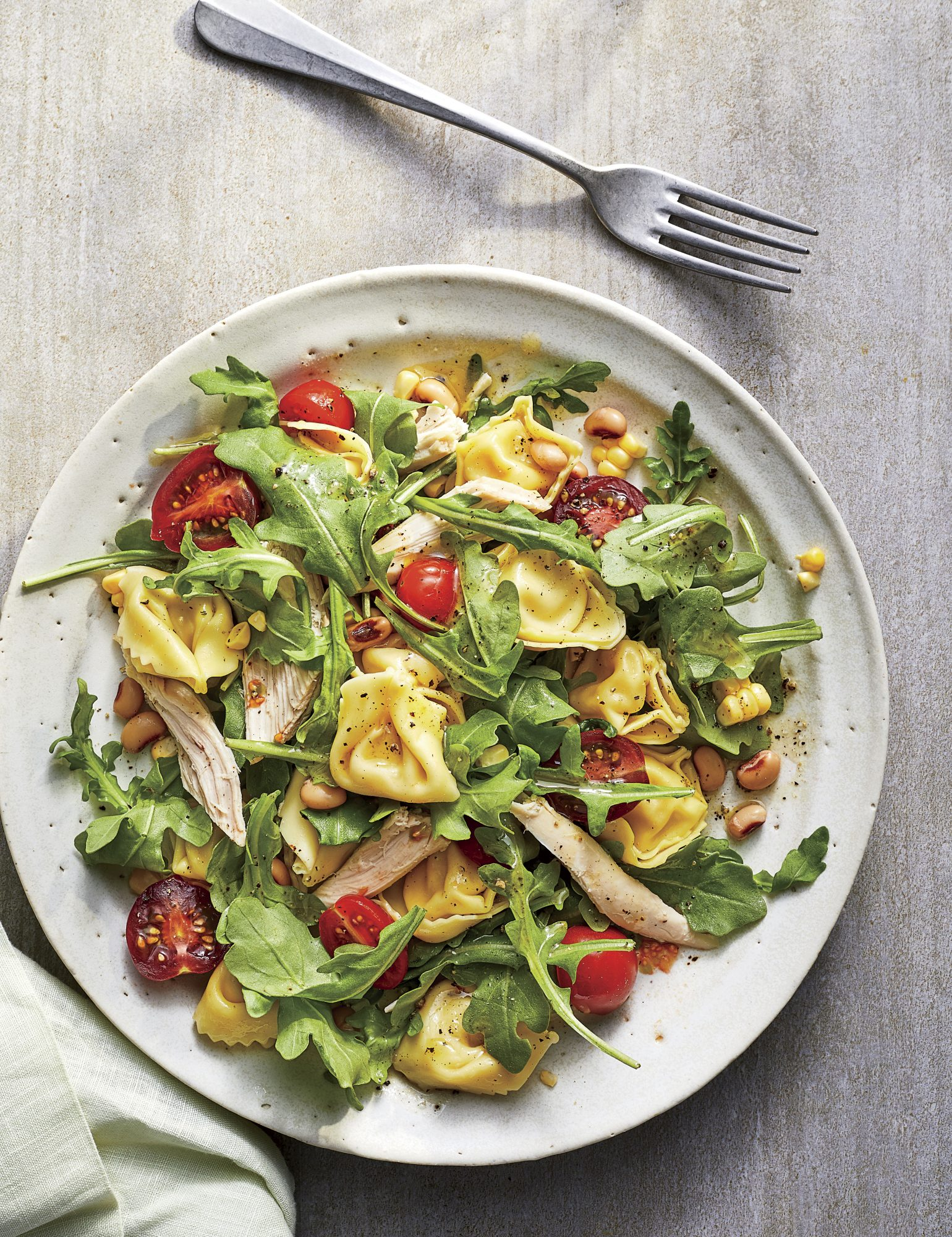 Chicken Tortellini Salad Recipe Pam Lolley